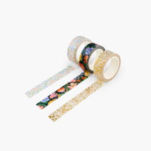 washi tape strawberry fields rifle paper co