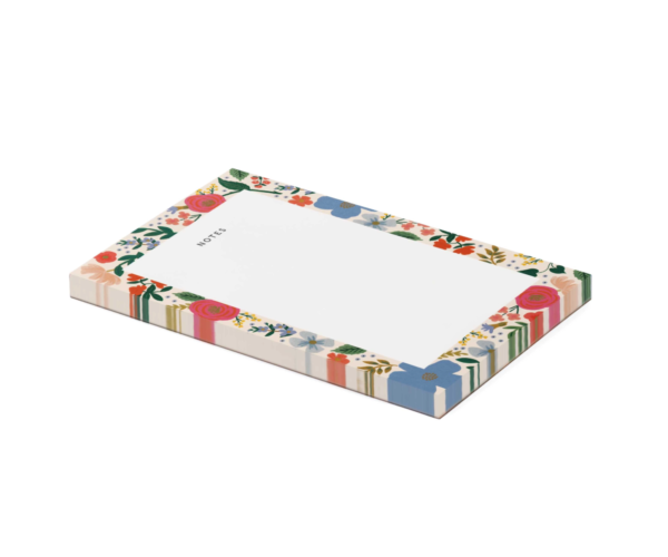 notepad wild rose rifle paper co