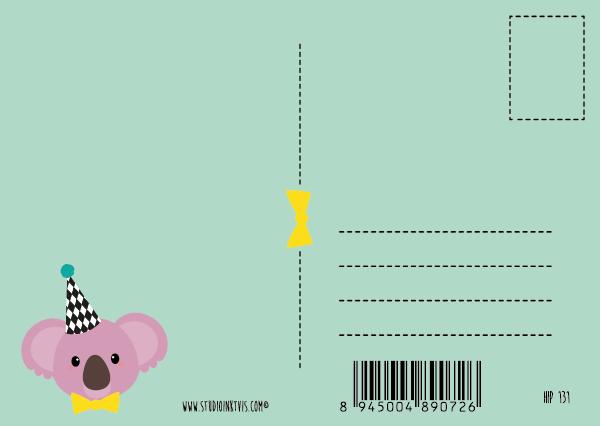 postkaart-koala-studio-inktvis