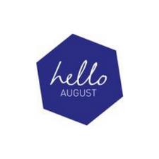 hello august logo